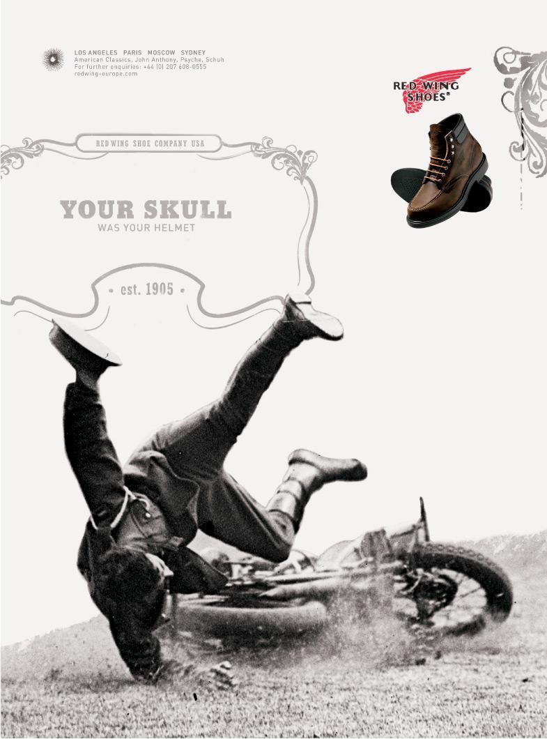 Your skull