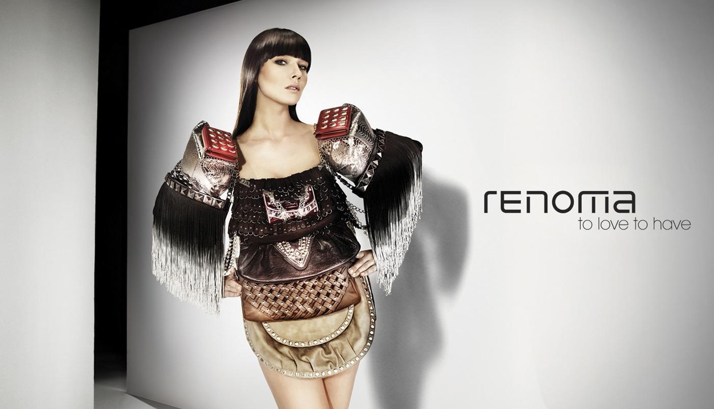 Renoma Print Ad -  Bag, 1
