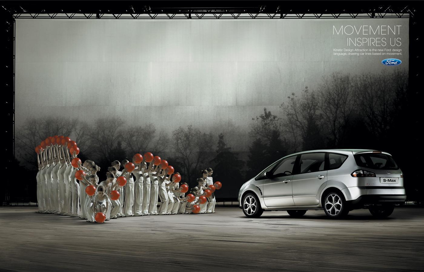 Ford Print Ad -  Kinetic Design, 4