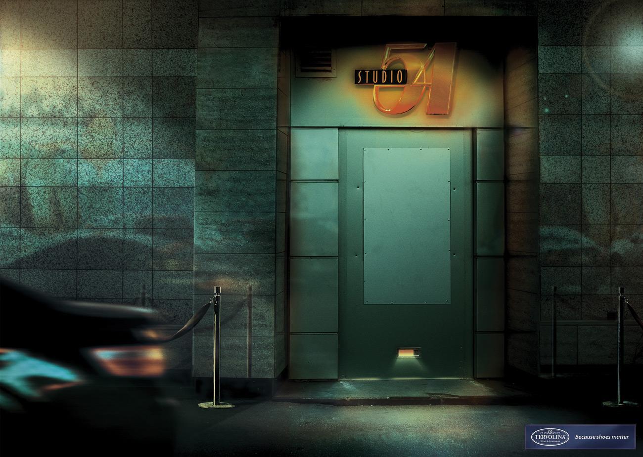 Tervolina Print Ad - Nightclub & Tervolina Print Advert By BBDO: Nightclub | Ads of the World™
