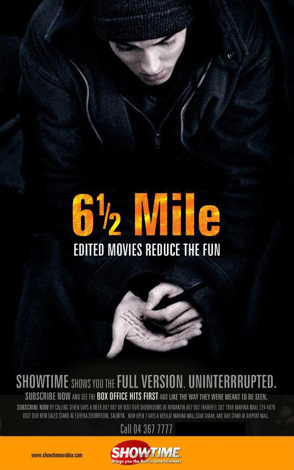 6 1/2 Mile