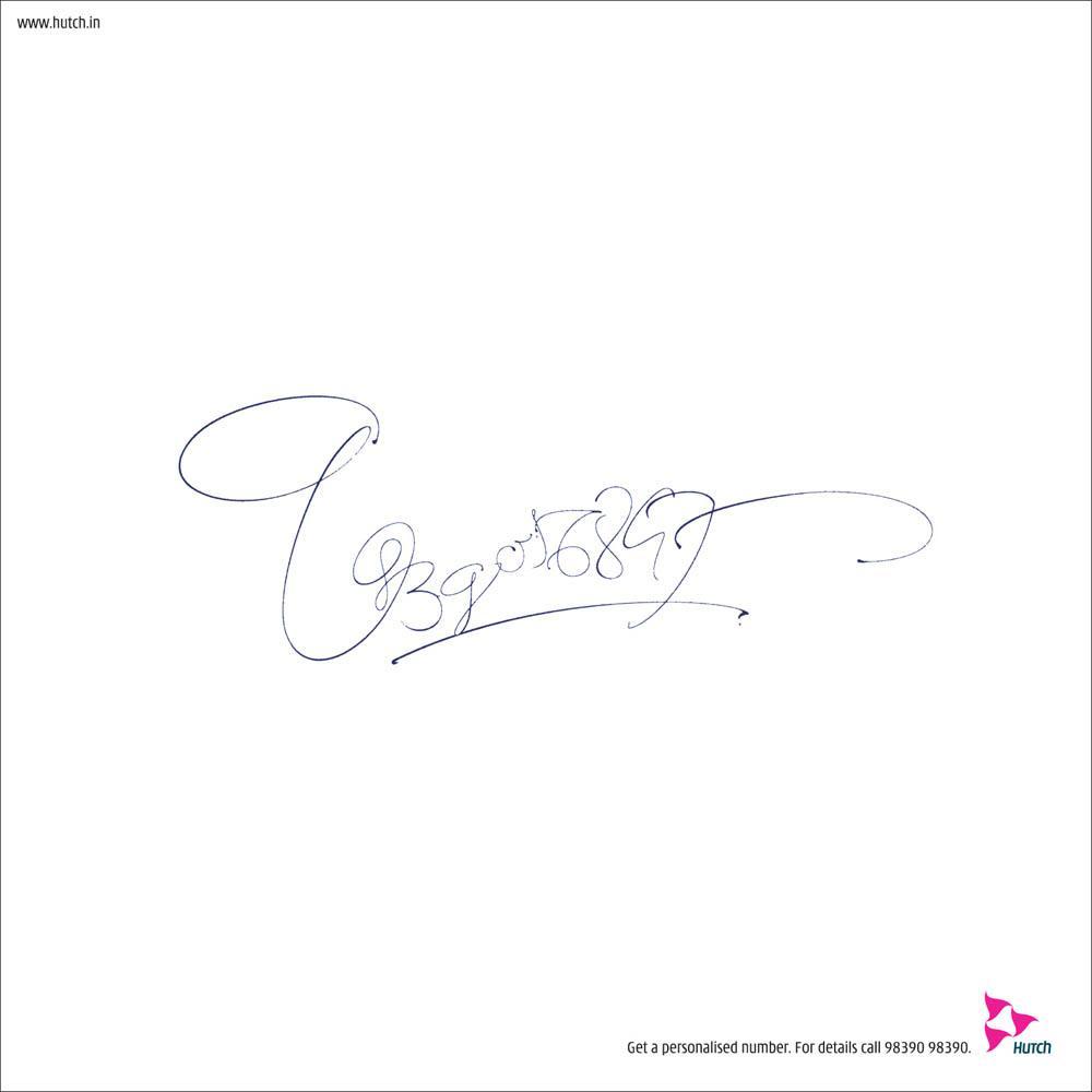 Signature, 3