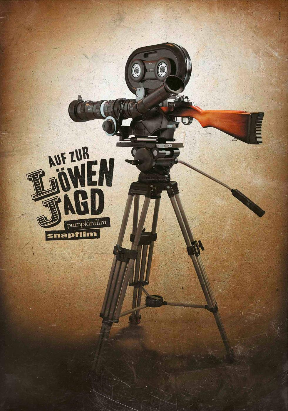 Snap Film Outdoor Ad -  Hunt