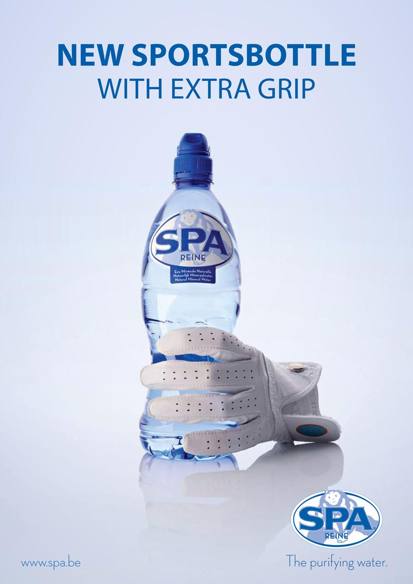 Spa Reine Outdoor Ad -  Golf