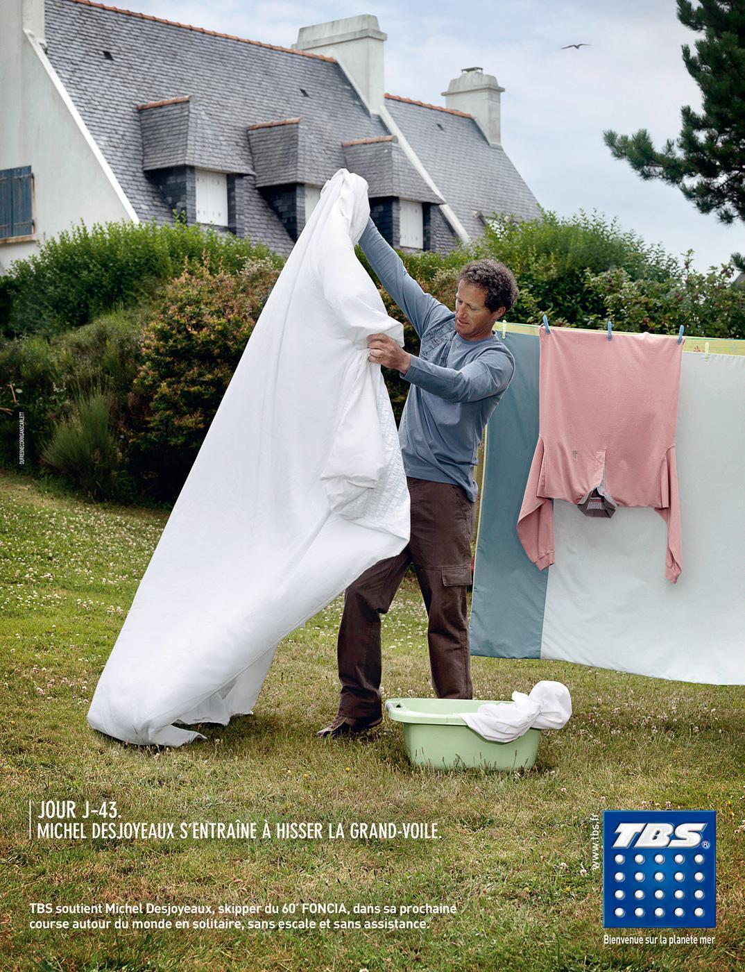 TBS Print Ad -  Mainsail