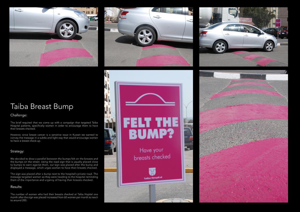 Taiba Hospital Print Ad -  Bump