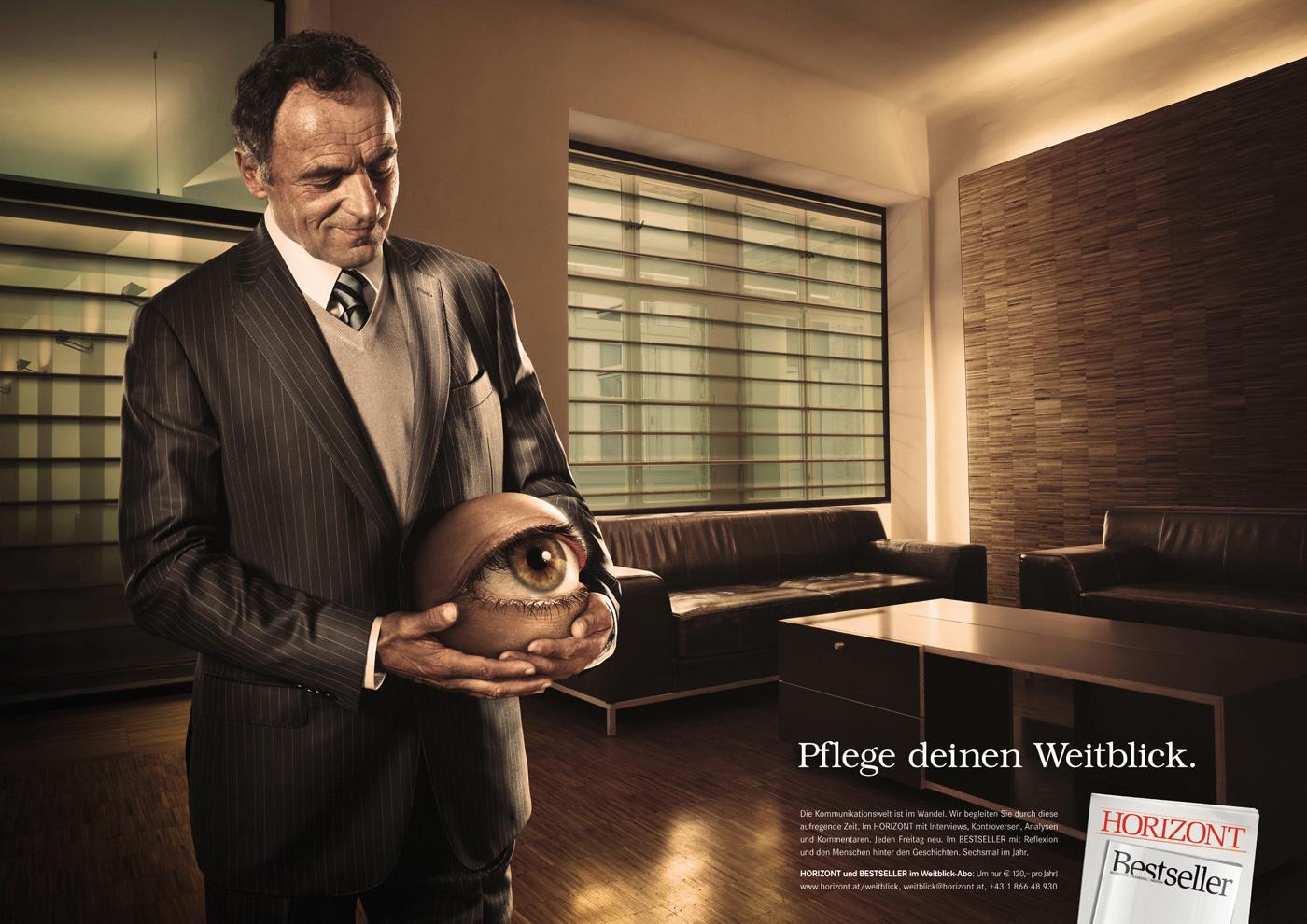 Mannstein Verlag Print Ad -  The Foresight