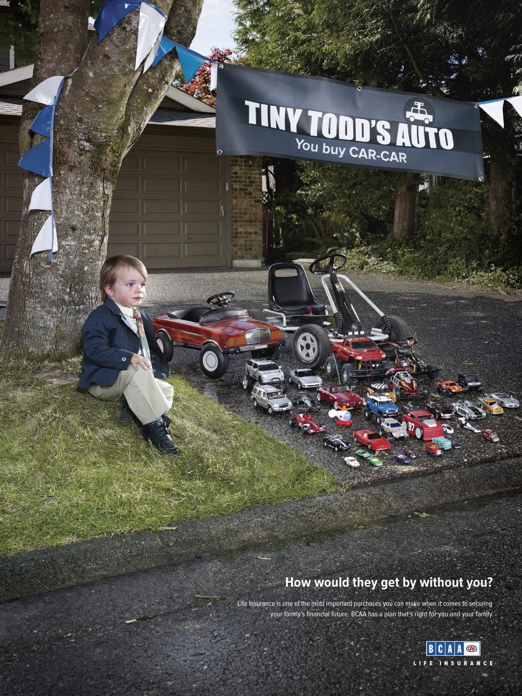 BCAA Print Ad -  Todd