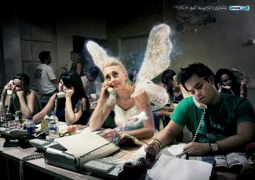 Tooth fairy, Call centre