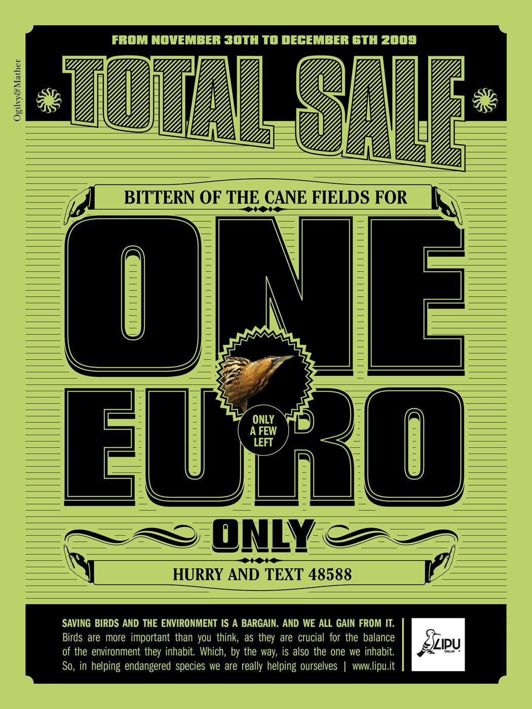 LIPU Print Ad -  Total sale
