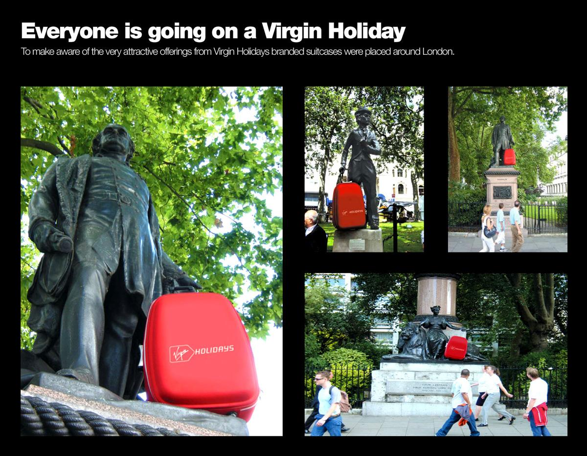 Everyone is going on a Virgin Holiday