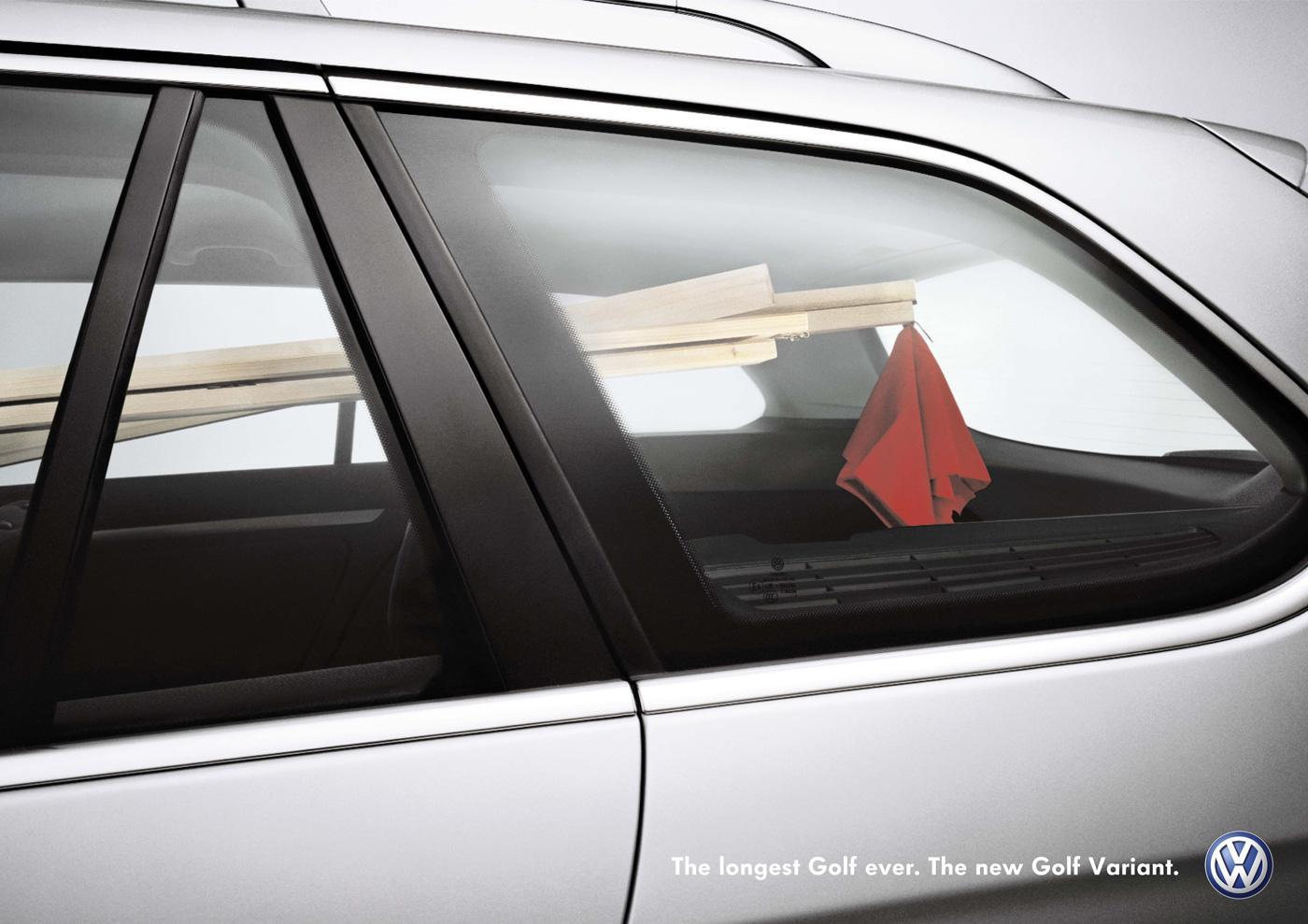 Volkswagen Print Ad -  Lath