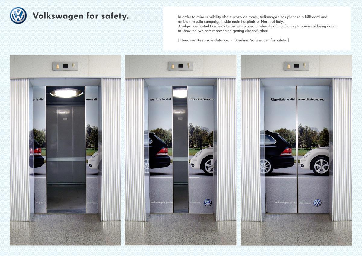 Ambient Advert By : Hospital elevator | Ads of the World™