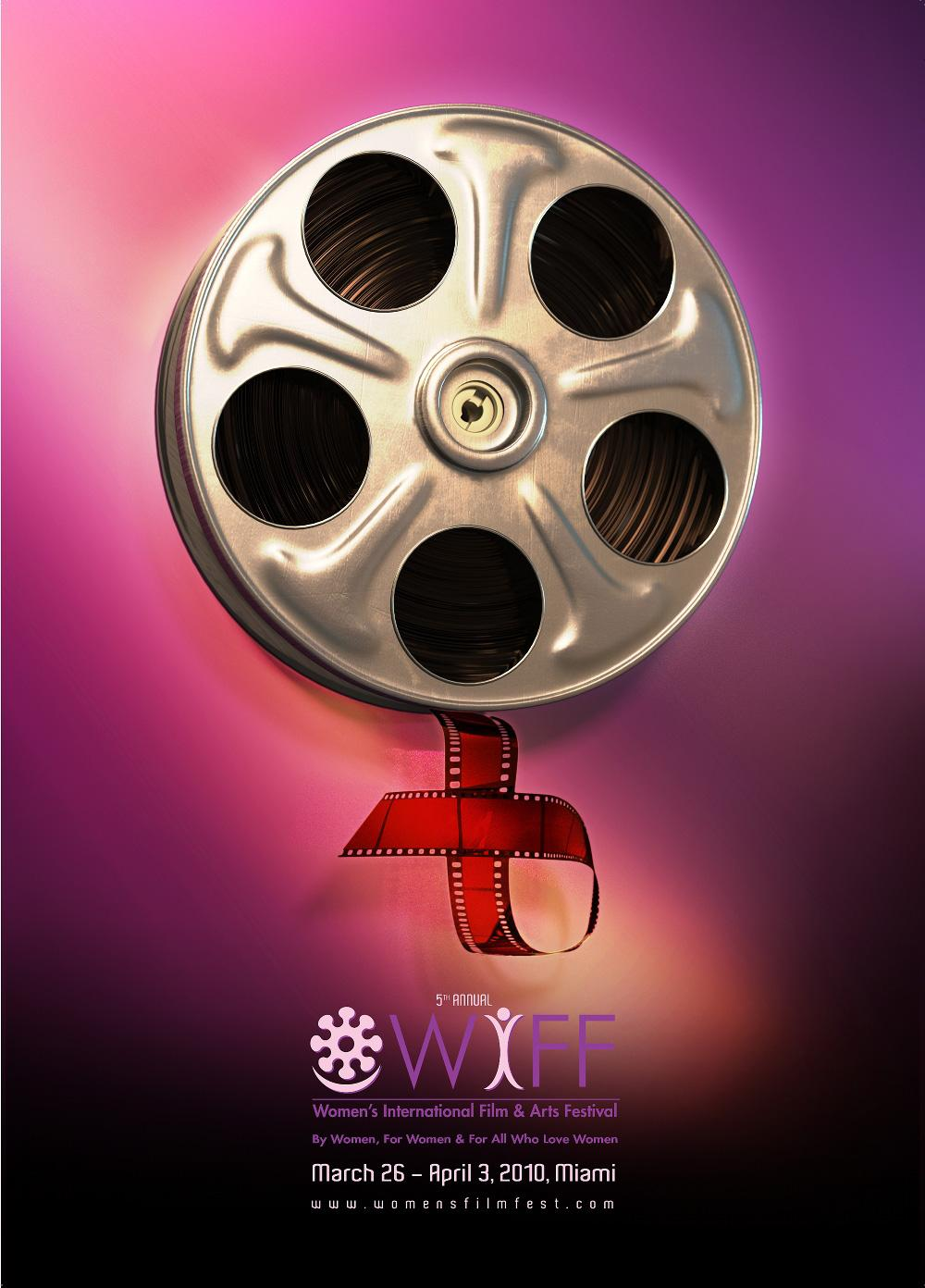 Women's International Film&Art Festival Print Ad -  Femreel