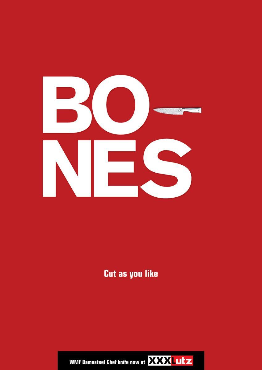 XXXLUTZ Print Ad -  Bones