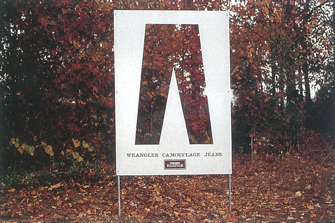 Wrangler Ambient Ad -  Autumn