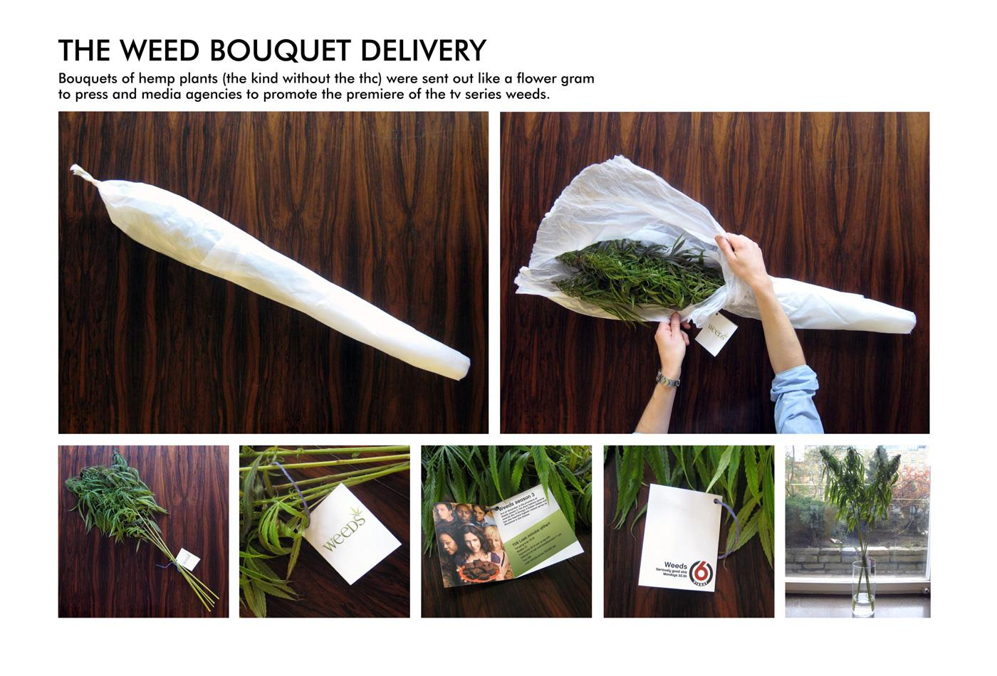 TV6 Direct Ad -  The Weeds Bouquet Delivery