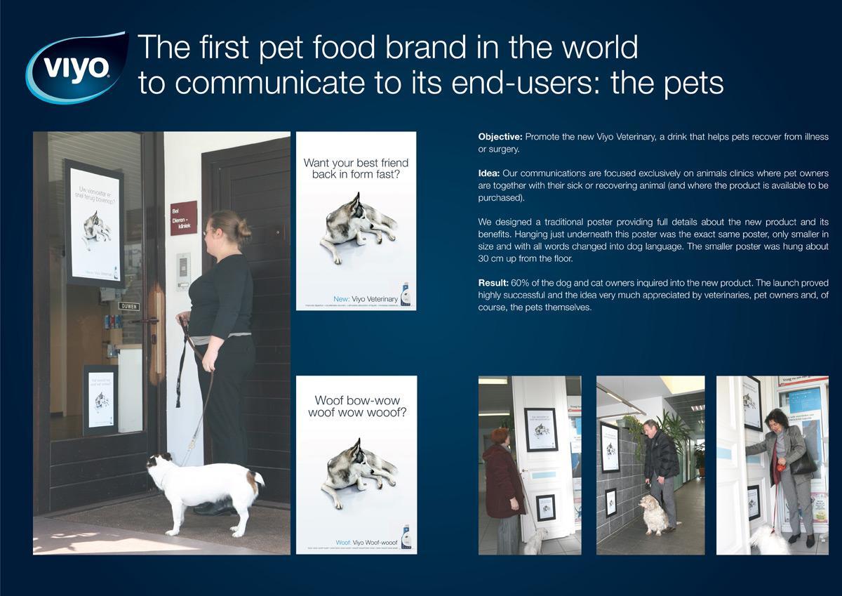 Viyo Ambient Ad -  Woof
