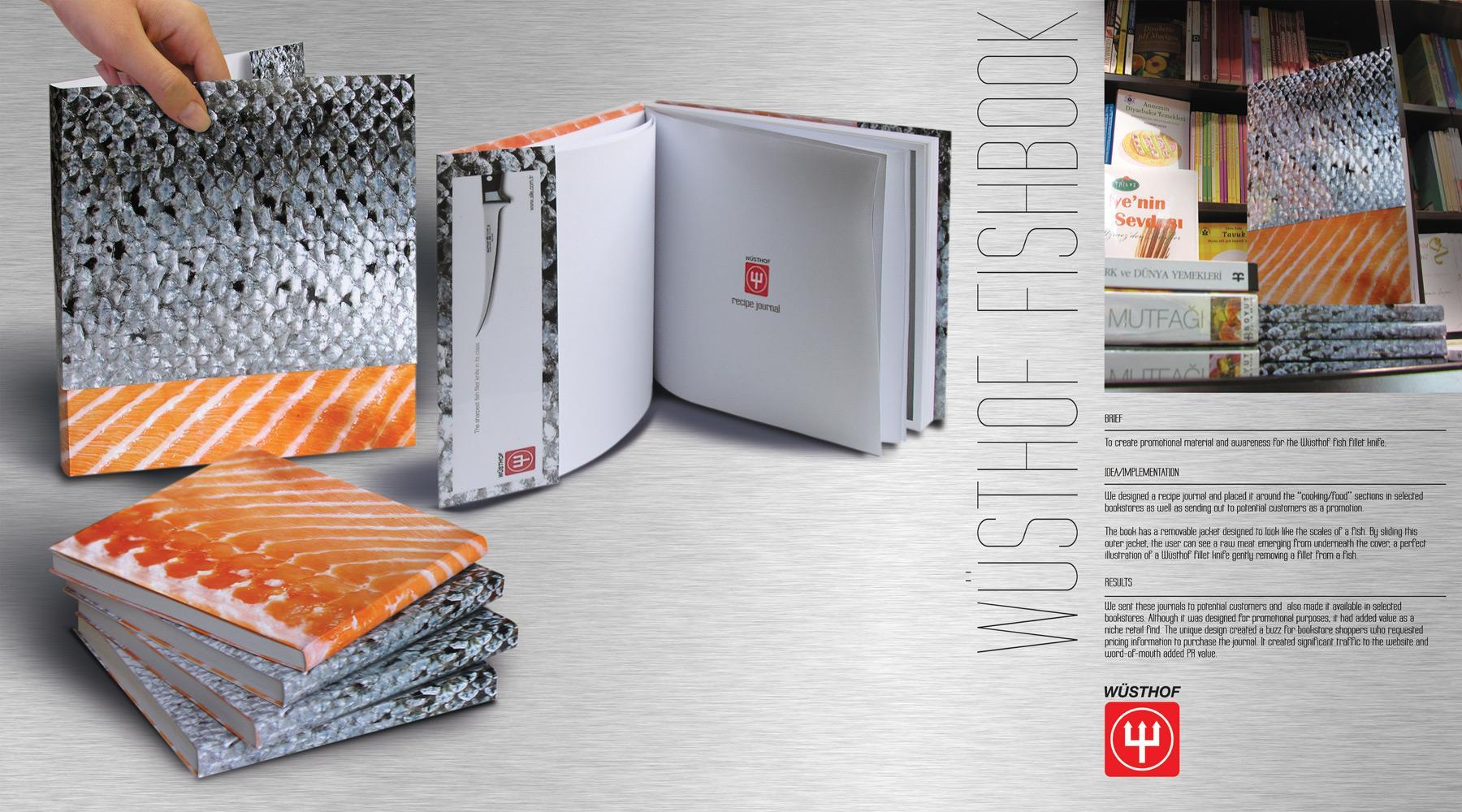 Wusthof Direct Ad -  Fishbook
