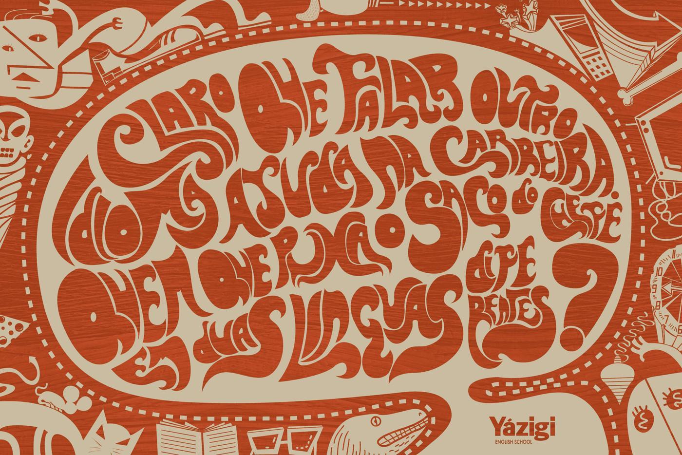 Yazigi Print Ad -  Career
