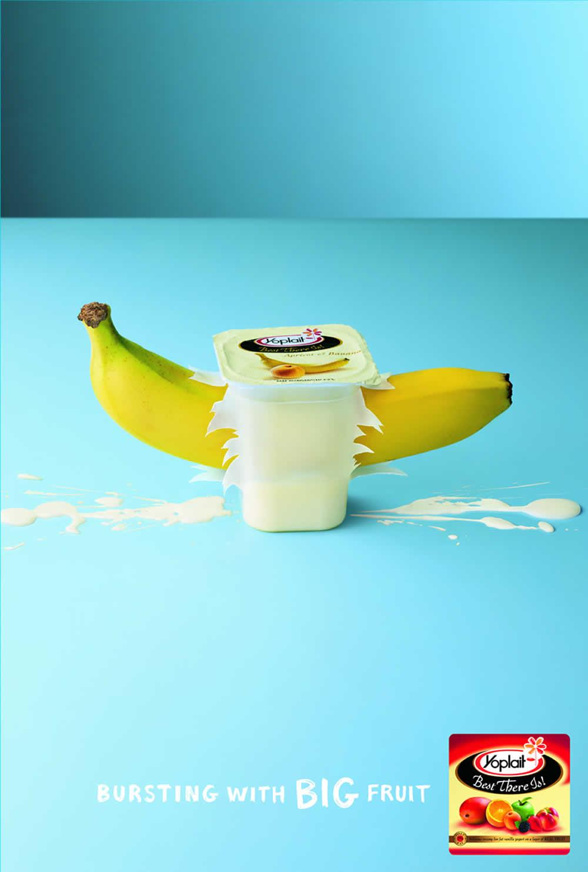 Yoplait banana