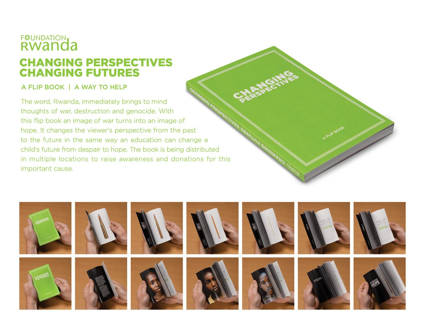Foundation Rwanda Direct Ad -  Changing Perspectives | Changing Futures