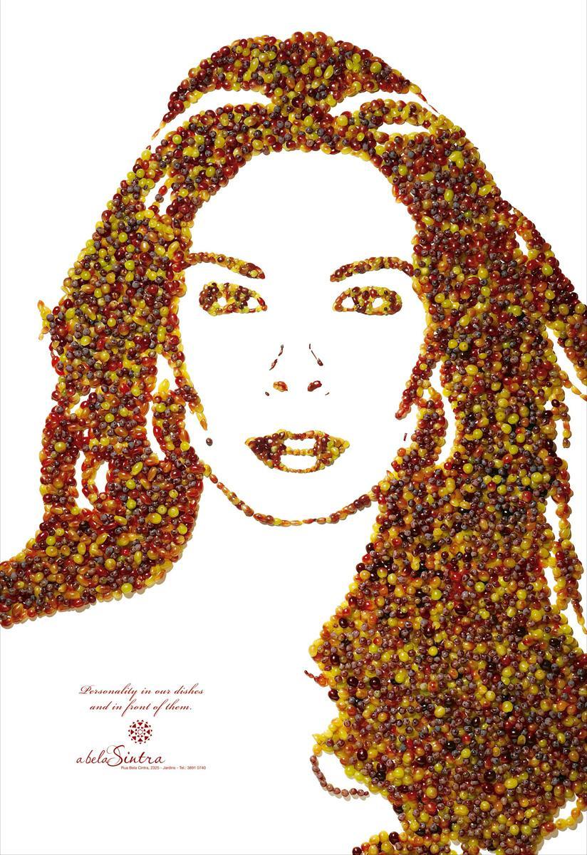 A Bela Sintra Print Ad -  Famous Faces, 5