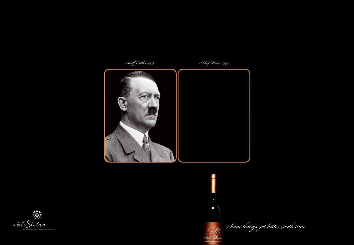 A Bela Sintra Print Ad -  Adolf