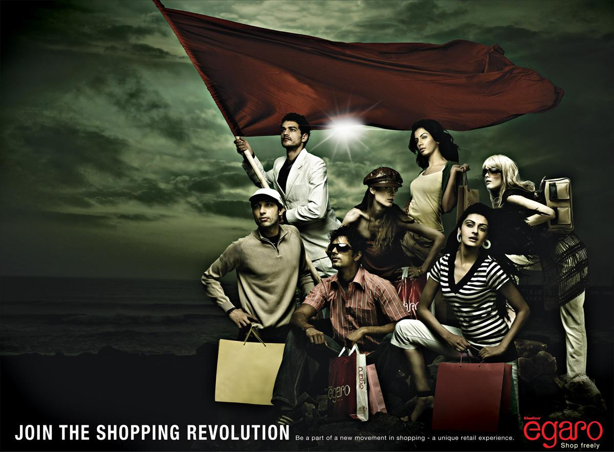 Shopping Revolution, 4