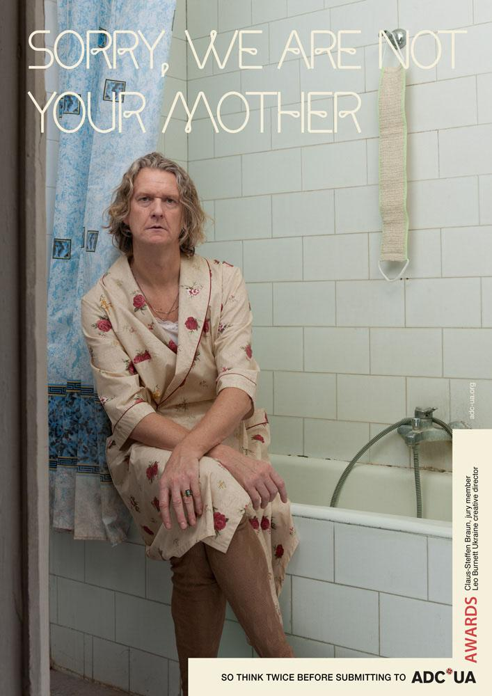 Art Directors Club Print Ad -  Mother, 2