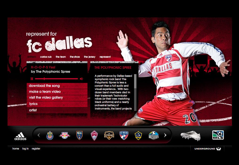 MLS Represent