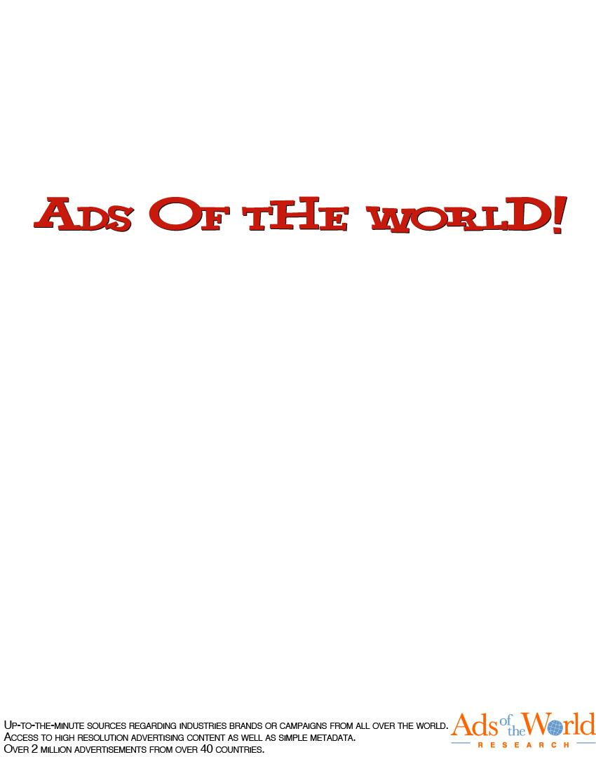 Ads of the World Print Ad -  Access, 2