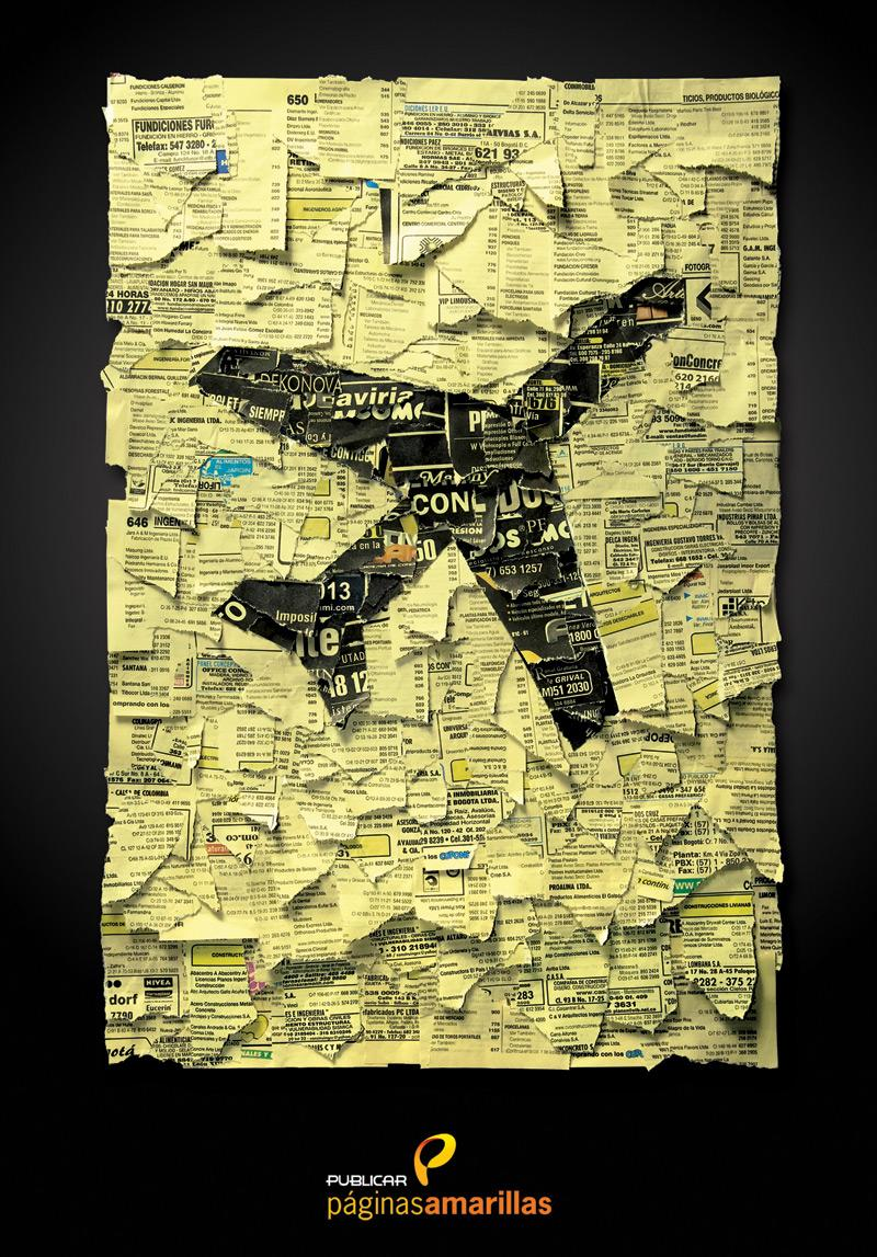 Yellow Pages Print Ad -  Travel Agency