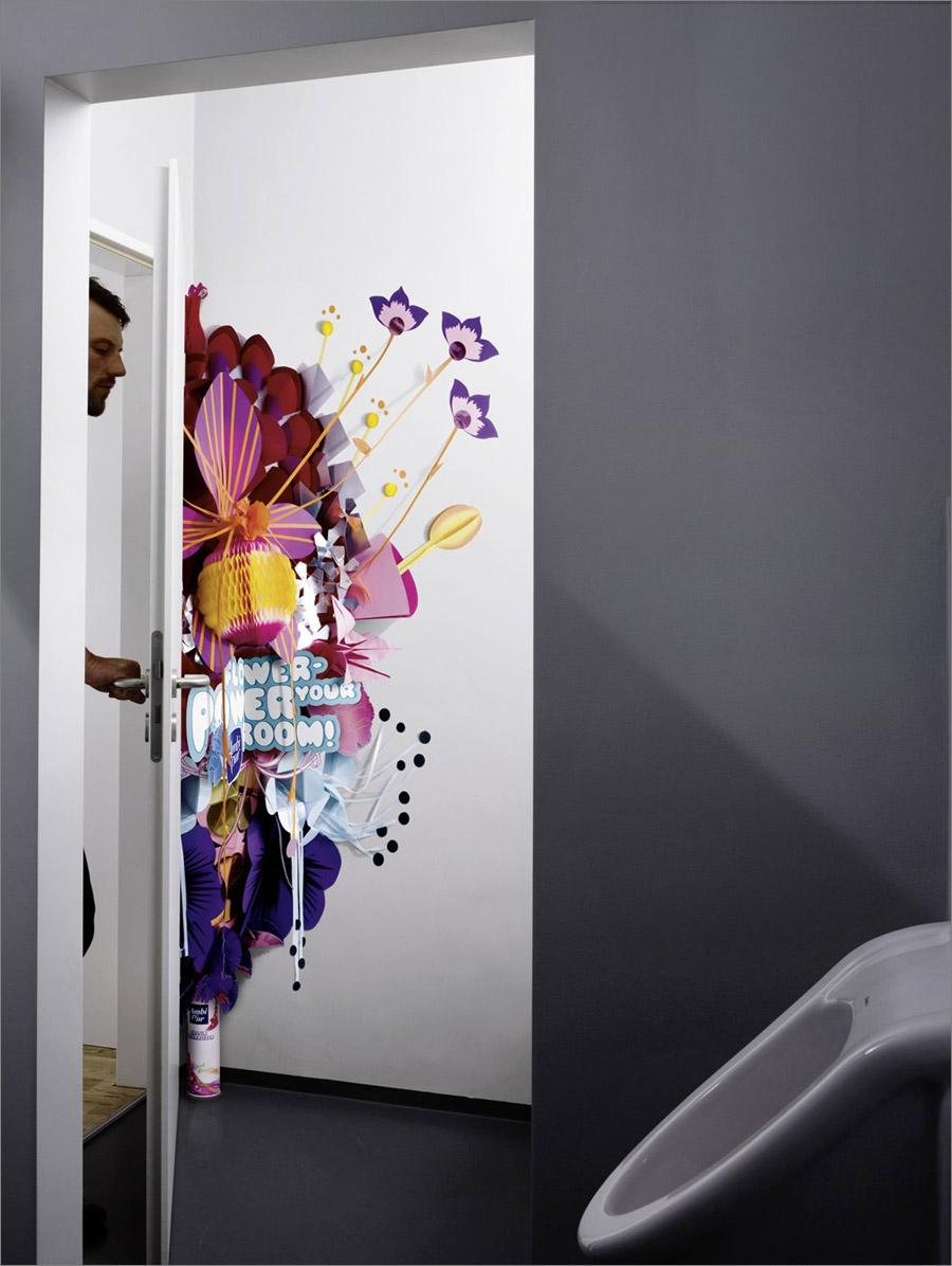 Ambi Pur Ambient Ad -  Bathroom, 1