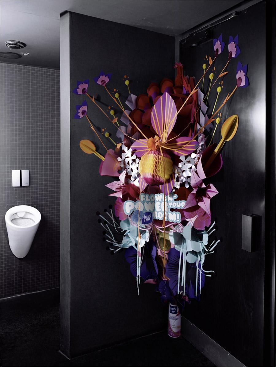 Ambi Pur Ambient Ad -  Bathroom, 2