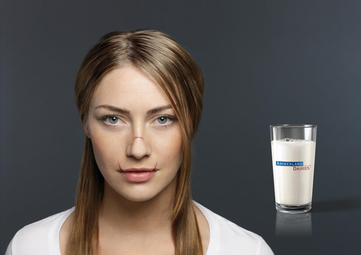 Ammerland Print Ad -  Addicted Woman