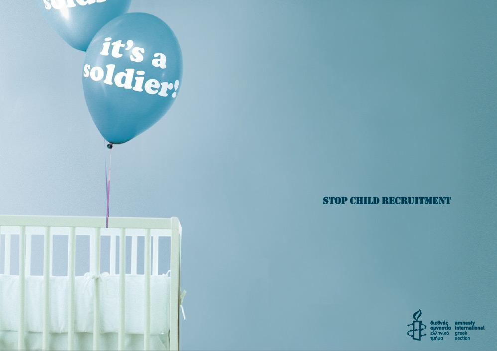 It's a soldier