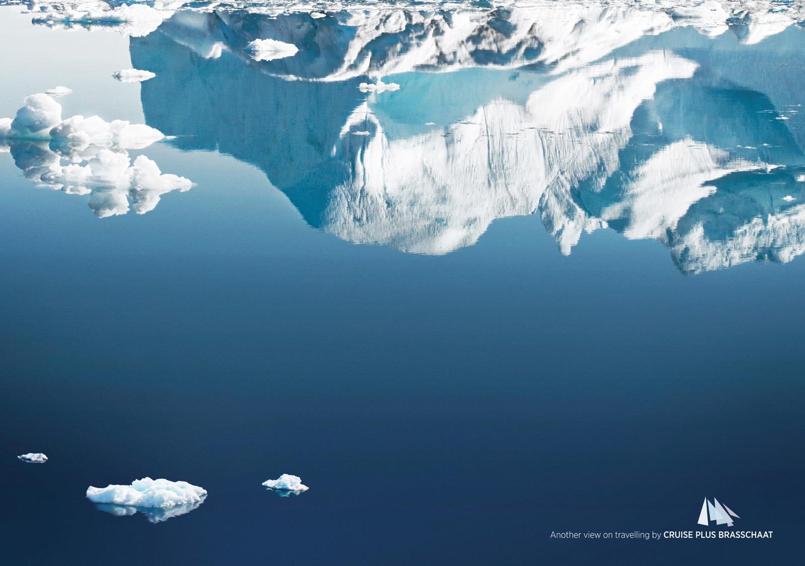 Cruise Plus Brasschaat Print Ad -  Antartica