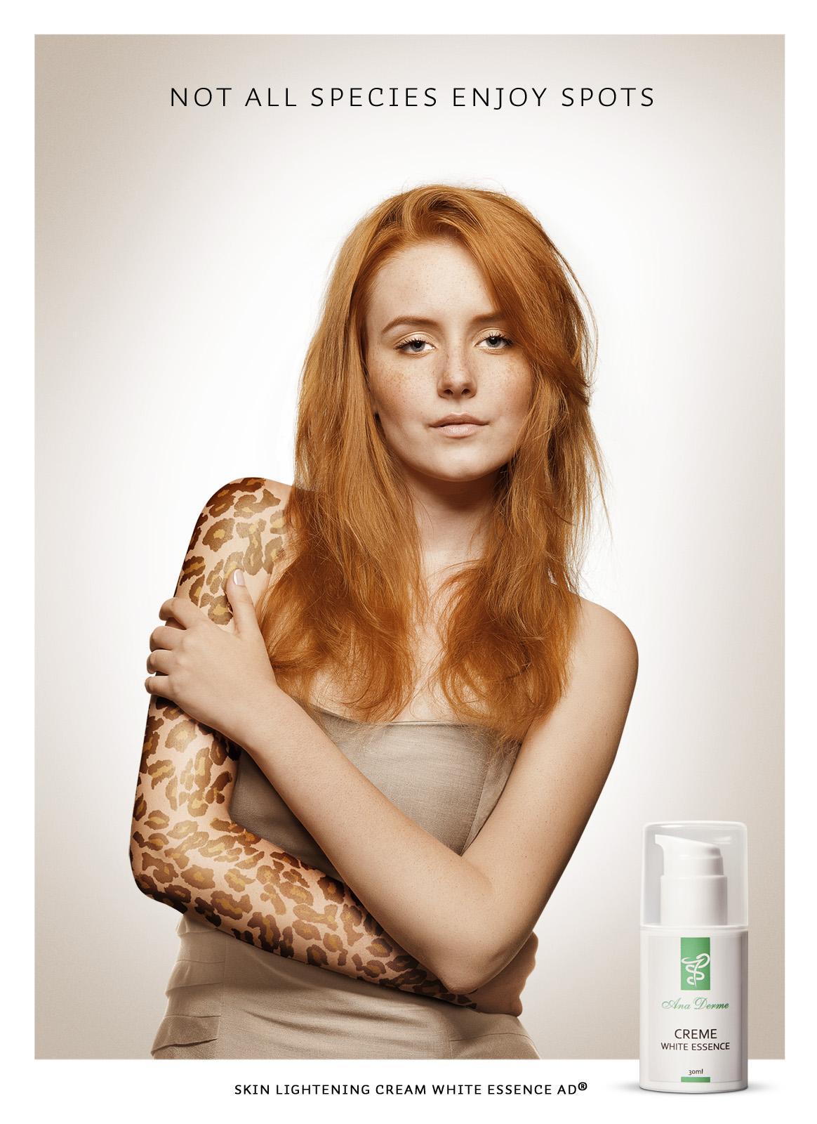 Ana Derme Print Ad -  Jaguar