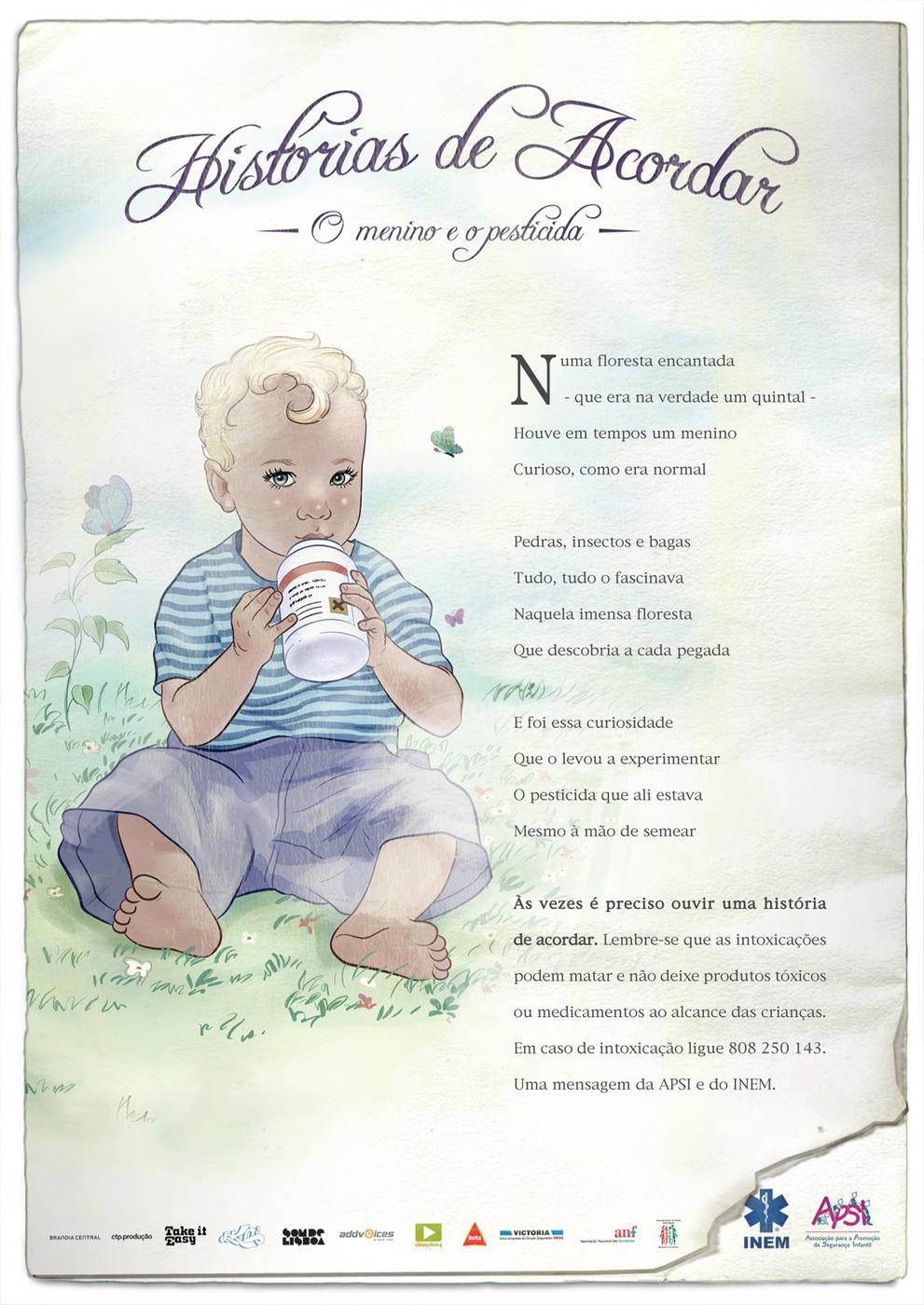 APSI Print Ad -  Pesticide