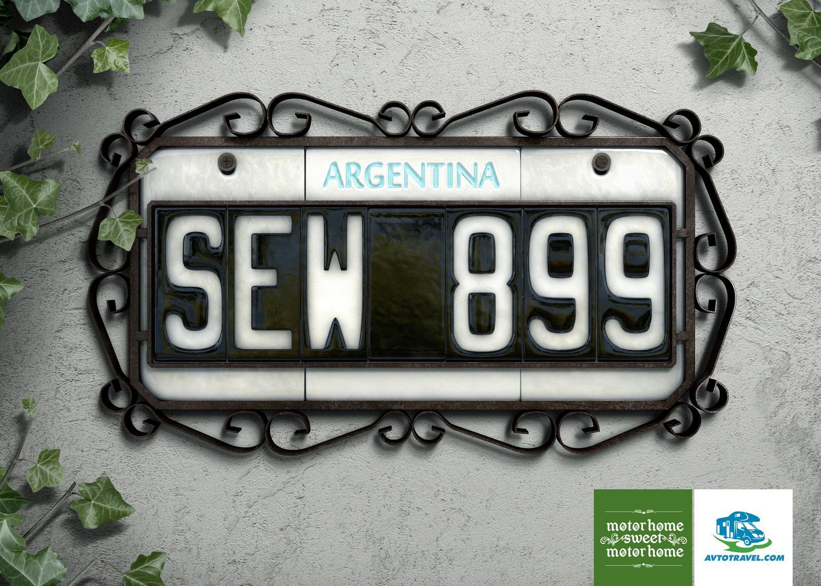 avtotravel.com Print Ad -  Argentina