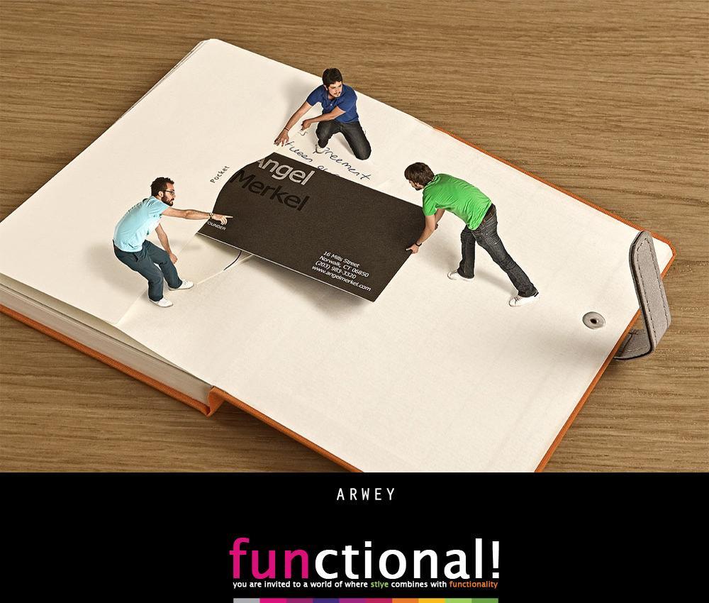 Arwey Print Ad -  Functional, 2