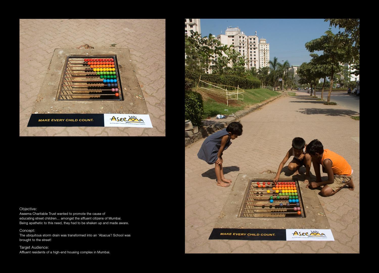 Aseema Ambient Ad -  Abacus