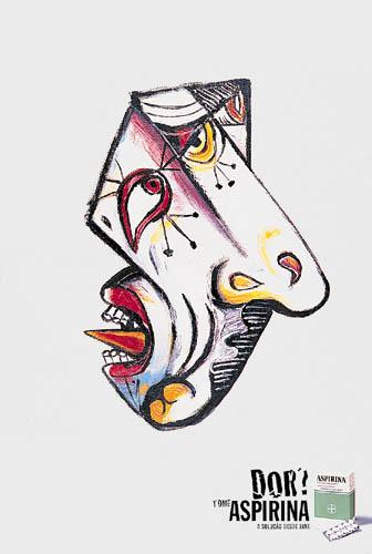 Aspirin Picasso