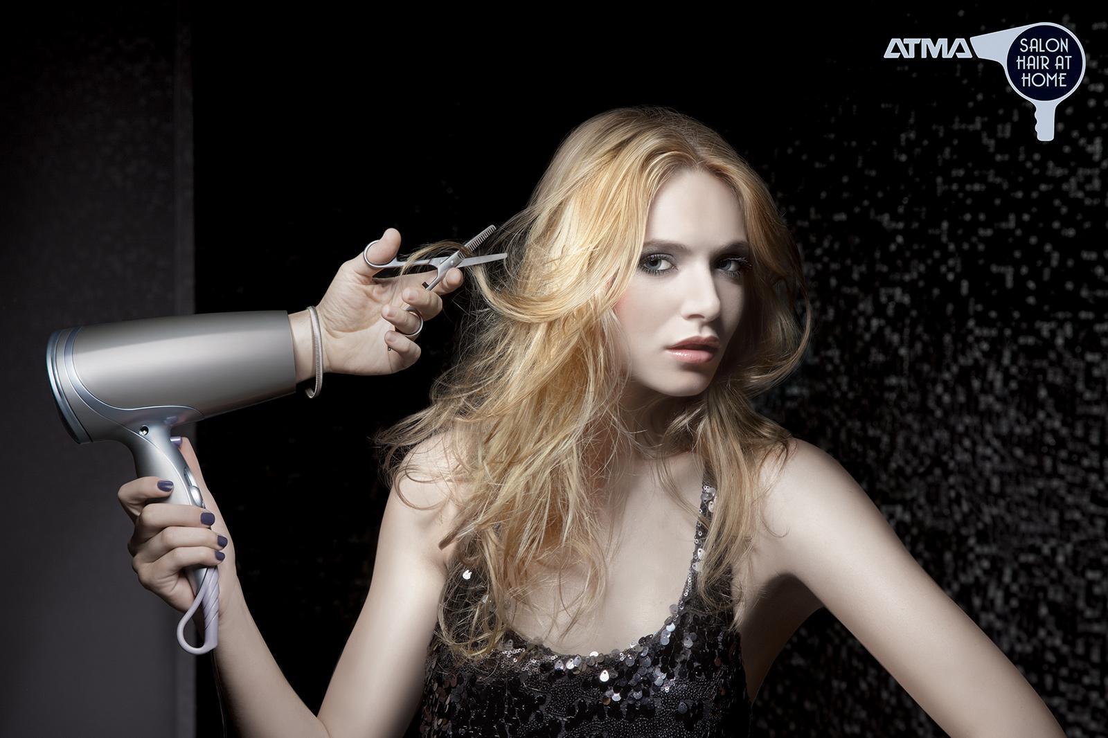Atma Print Ad -  Blonde