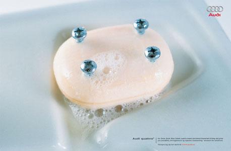 Audi Quattro soap