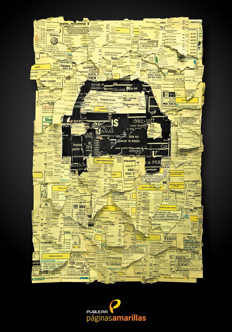 Yellow Pages Print Ad -  Dealers