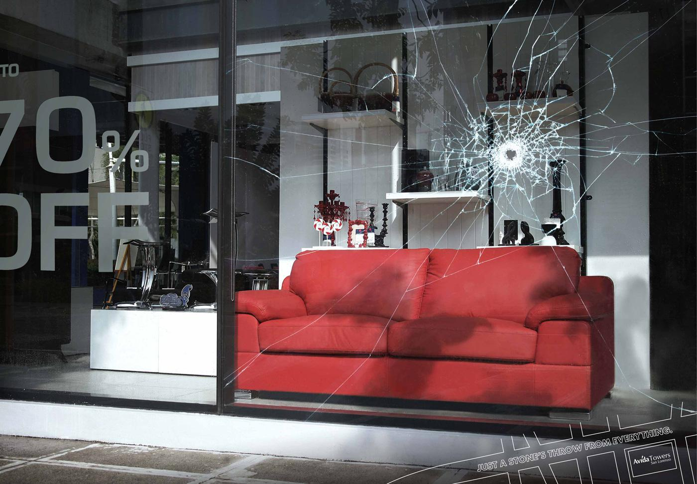 Avida Outdoor Ad -  Furniture