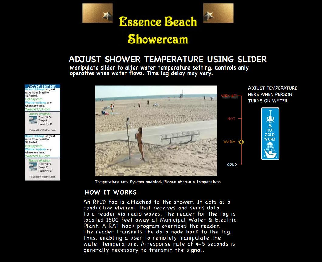 Essence Beach Beachcam