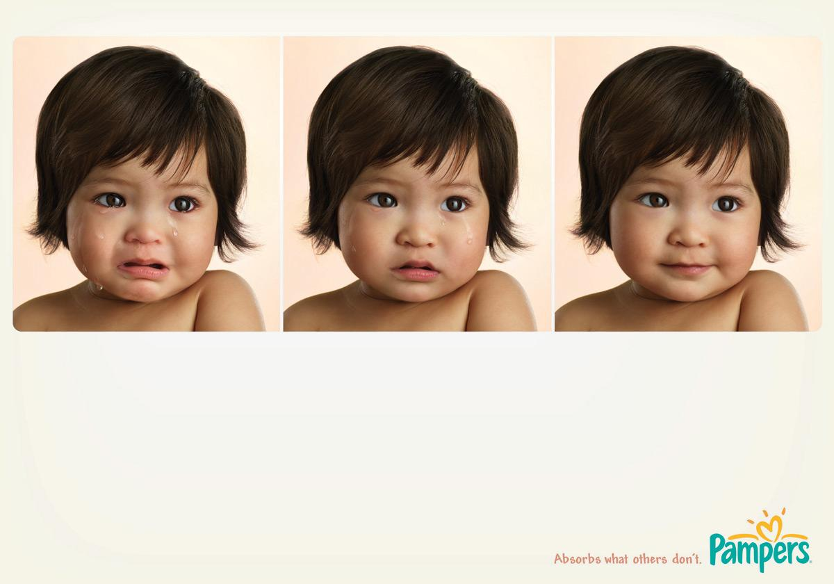 Pampers Print Ad -  Baby, 1